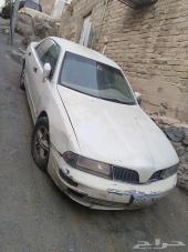 سيارة ميتسوبيشي ماجنا 2003 قطع غيار تشليح