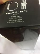 Apple watch series 3 38mm nike