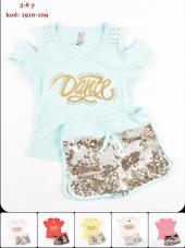 ملابس اطفال صيفية نوع اول بالجملة صناعة تركية
