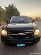 للبيع تاهو سعودي بدون دبل نظيف جدا 2011