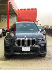 BMW X7 2019 شبه جديد