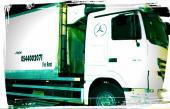 شاحنة أكتروس شاص طويل براد