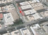 للبيع قطعة أرض بحي الروضة مساحة 2240 م - جدة