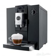 للبيع الة تحضير قهوه فل اوتوماتيك jura f9