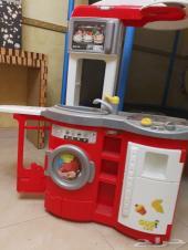 مطبخ أطفال من سنتر بونيت نظيف مره