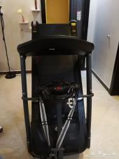 جهاز سير رياضي ماركة هيلث كير مع جهاز مساج