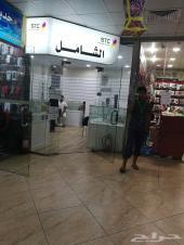 محل للتقبيل بشارع فلسطين