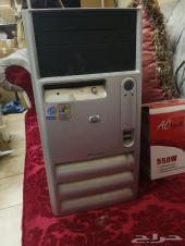 كمبيوتر مكتبي للبيع قطع غيار