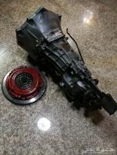 قير عادي 6 نمر tr6060 ومحرك ls1