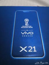 للبيع جوال فيفو إكس 21 يو دي vivo x21ud