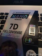 استكر 7D للايفون اكس و8 و7 العادي والبلس