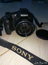 كاميرا شبه احترافي سوني