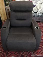 كرسي عادي كبير مريح جداا