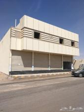 محل للايجار بحي الريان