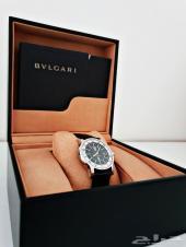 (تميز) ساعة بولغري اصلية للبيع او البدل