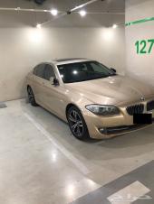 BMW 523 فل كامل 2011 الناغي