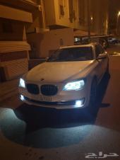 BMW730 موديل 2015 تحت الضمان السوم106الحد110