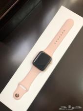 ساعة ابل الجيل الرابع Apple Watch 4