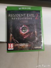 للبيع او للبدل resident evil revolution 2