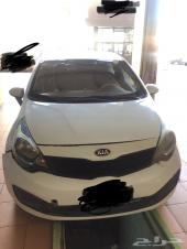 كيا ريو 2014 للبيع  kia rio 2014 for sale