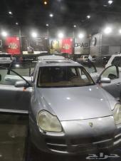 للبيع بورش كاين 2004 تيربو وكالة الكويت