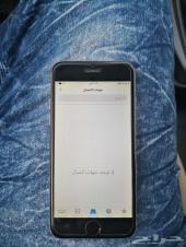 ايفون 6 العادي 16 جيجا لون سلفر