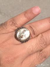 مزاد على خاتمين عقيق يمني خلال 55 دقيقه