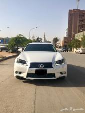 Lexus GS 350 CD  لكزس GS350-CD فل سعودي 2015