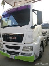 راس شاحنة مان 2009