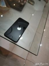 للبيع ايفون 7العادي اسود 256G نضيف