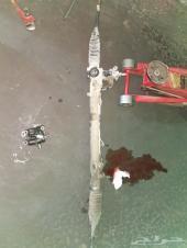 دوده دركسون مستعمله فورد تورس 2012 نظيف