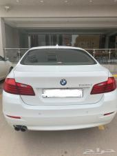 BMW 520I م 2014 تحت الضمان