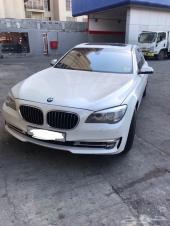 بي ام دبليو 740  2014 BMW 740 2014