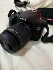 كاميرا كانون EOS 1300D