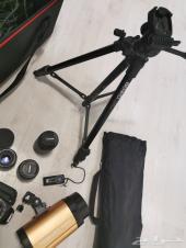 معدات تصوير