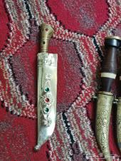 سكين شحر خان