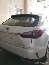 لكزس RX450 BH هايبرد سعودي 2019  (جارالله) ل