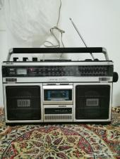 راديو ومسجل philips بشكل مميز وشغال