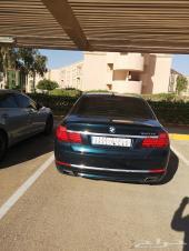 BMW 740li 2013 فل كامل