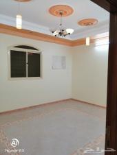 شقه للايجار اربع غرف في حي المنتزه