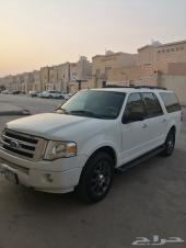 للبيع اكسبدشن طويل 2012 سعودي