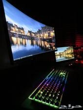 بالصور pc gaming للبيع مواصفات قوية