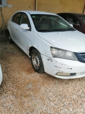 سيارة جيلي EC7 موديل 2013 قير عايدي للبيع