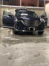 مازدا CX9 سقنتشر فل كامل موديل 2020