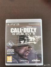 أشرطة ألعاب للسوني بلاي ستيشن 3 GTA و COD