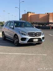 GLE400 Mercedes-Benz 4MATIC 2017