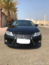 للبيع لكزسES350 موديل 2014 فل كامل DD سعودي