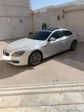 BMW 640i Comfort 2013
