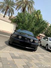 للبيع موستنق  قير عاديAmerican GT v8