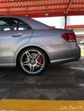 للبيع مرسيدس2011 E63 AMG  ببيفورمانس بكج